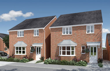 Part Of The HCA's Affordable Homes Programme