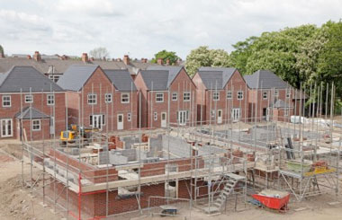 36,230 New Housing Starts Between April And June