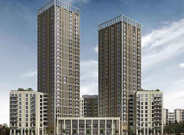 Mace Selected As Main Contractor For East Village
