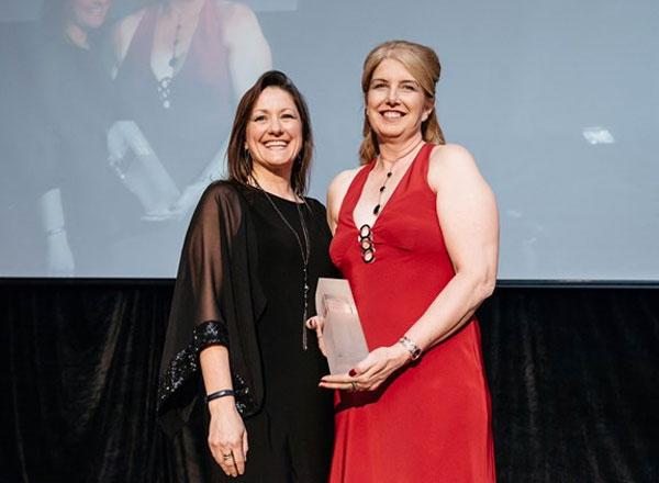 Carol Stitchman - Most Distinguished Winner