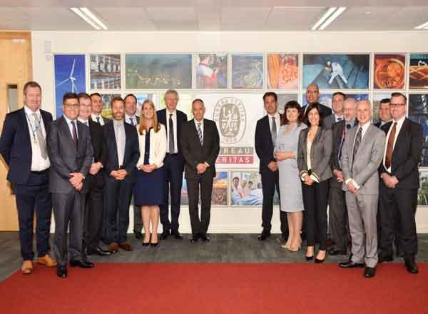 Bureau veritas acquires hcd group uk construction news - Groupe bureau veritas ...