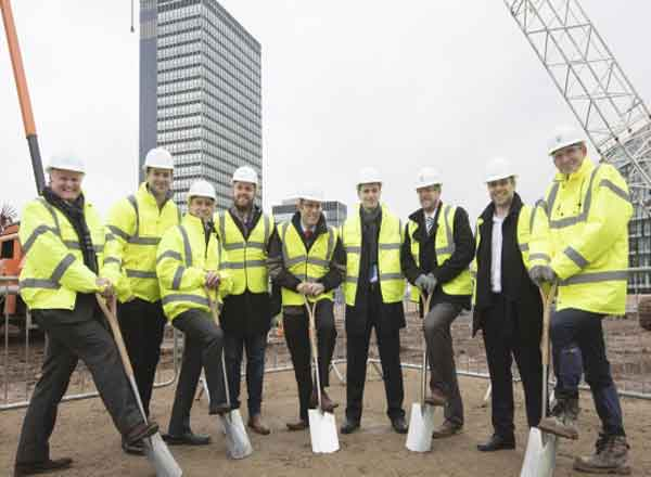 The Project Is Being Delivered By Carillion