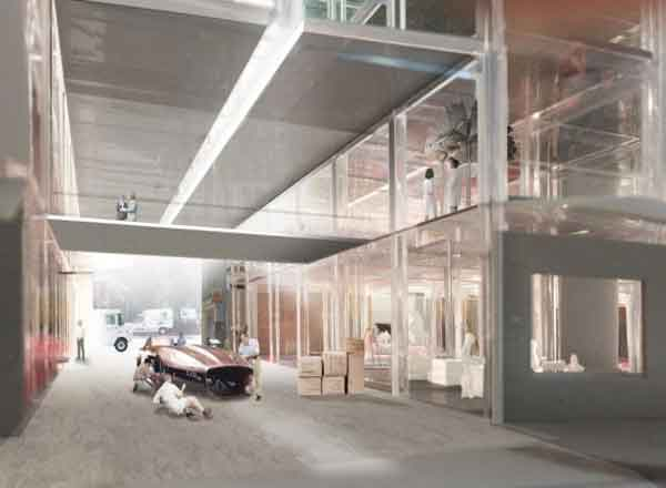 The Consultancy Will Work With Equals And Herzog & De Meuron