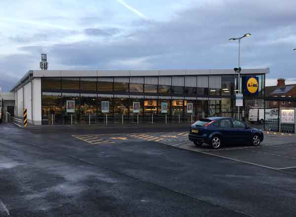 Briton Delivers New Lidl Stores In Newark And Mablethorpe. Construction News  Image