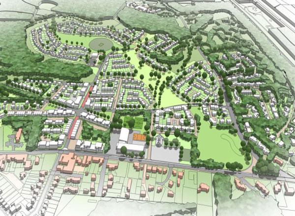 CALA Homes To Deliver First Phase Of Mindenhurst Scheme