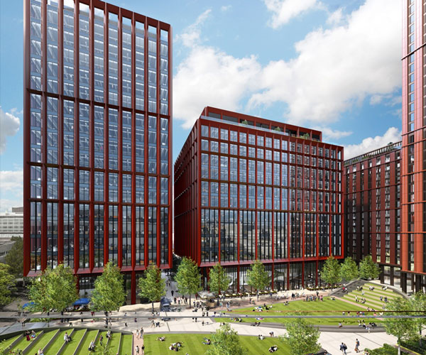 Contractor To Deliver Two Buildings On Former BBC Site