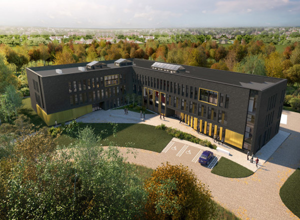 To Deliver A New Building For The University Of Kent