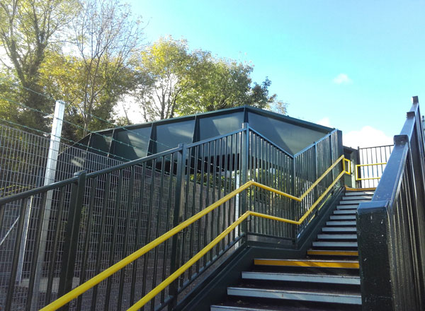 Dyer Amp Butler Wins Network Rail Footbridge Replacement