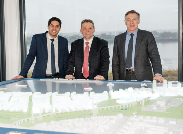 Landmark Investment Agreed Between Mayor Khan And L&Q