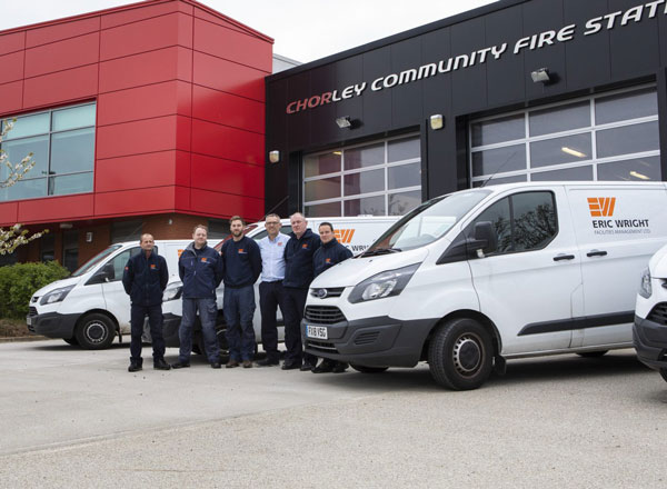 Eric Wright FM To Service 16 PFI Fire Stations Across ...