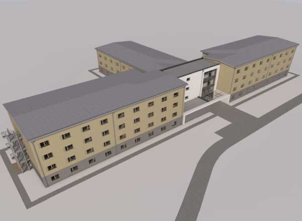 Specialist To Manufacture Accommodation For Worthy Down Scheme
