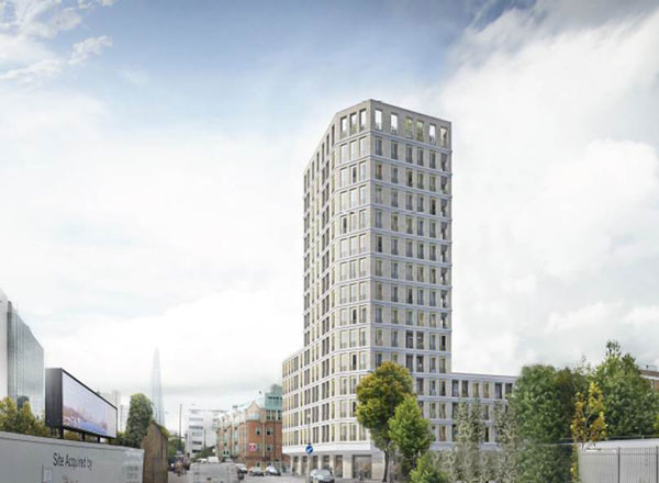 65-Bed Apartment Block To Be Built Near St Katherine's Dock