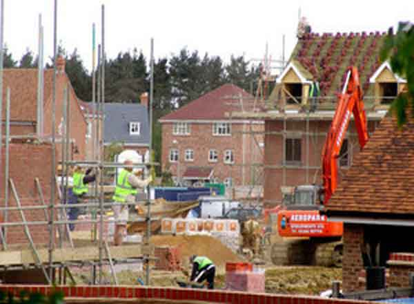 Over 100 Homes To Be Built As Part Of £500m Programme
