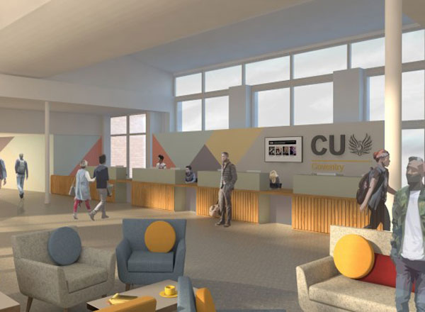 To Create New Learning Hub For Coventry University