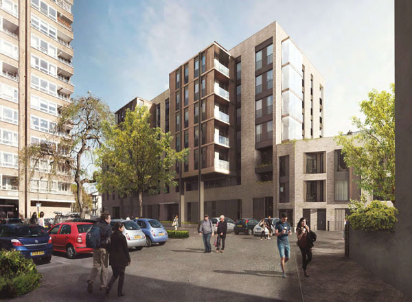 Wates Residential To Deliver Shuttleworth Road And Stag Lane Schemes