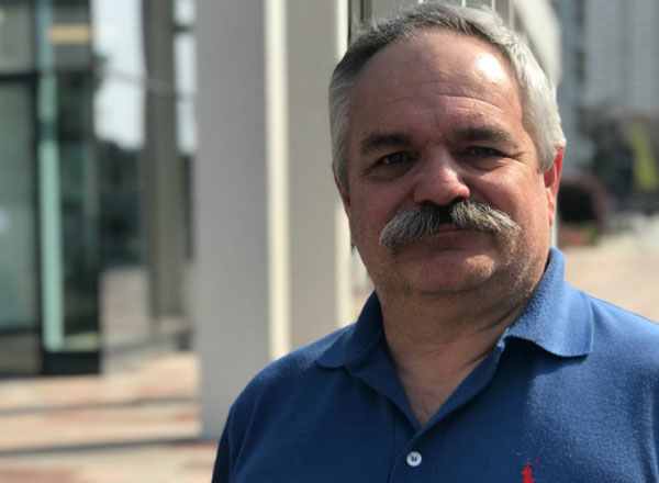 Retired Firefighter At GCU Leading Study